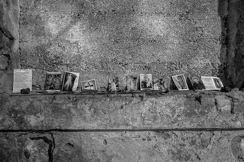 """Pubblicazione  sul libro """"Trieste in bianco e nero"""" Risiera di Sabba"""
